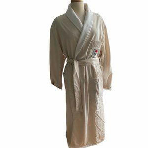 Cypress Terry Lined Microfiber Hotel Luxury Robe